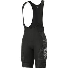 Alé Cycling PRR Skull Bib Shorts Men, black